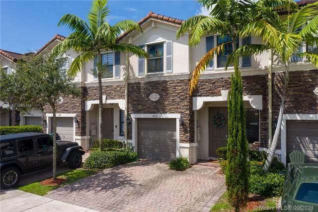4212 SW 164th Path #4212, Miami, FL 33185 (MLS #A11094458) :: Douglas Elliman