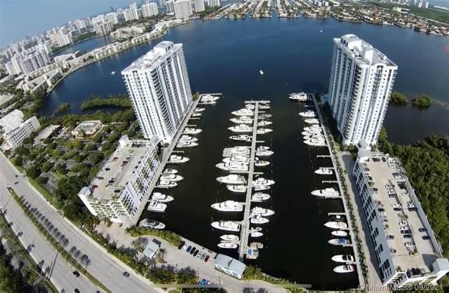 17101 Biscayne Blvd Slip 079, North Miami Beach, FL 33160 (MLS #A11094562) :: Douglas Elliman