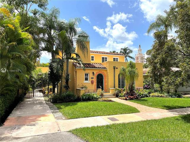 1042 Catalonia Ave, Coral Gables, FL 33134 (MLS #A11094783) :: The Pearl Realty Group