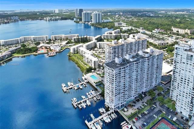 18081 Biscayne Blvd #1503, Aventura, FL 33160 (MLS #A11094921) :: Green Realty Properties