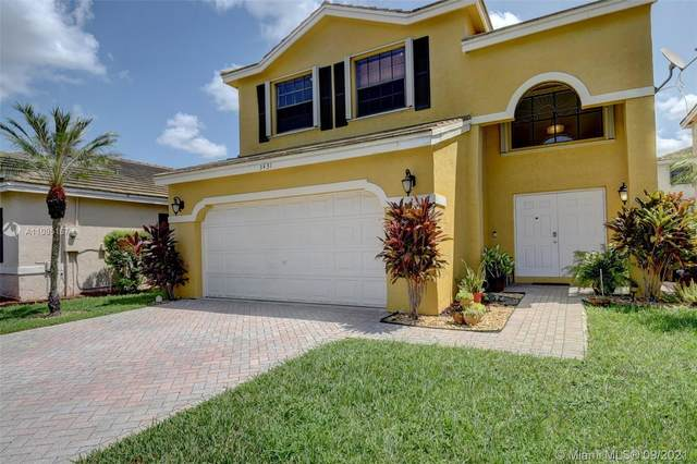 3431 NW 112th Ter, Coral Springs, FL 33065 (MLS #A11095157) :: Re/Max PowerPro Realty