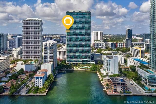 460 NE 28th St #2908, Miami, FL 33137 (MLS #A11095304) :: Green Realty Properties