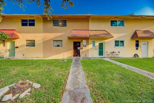 2055 NE 139th St #2055, North Miami Beach, FL 33181 (MLS #A11095320) :: Green Realty Properties