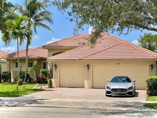 6837 NW 110th Way, Parkland, FL 33076 (MLS #A11095348) :: Re/Max PowerPro Realty