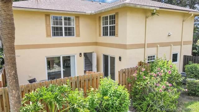 2934 SW 22nd Cir 12D, Delray Beach, FL 33445 (MLS #A11095394) :: All Florida Home Team