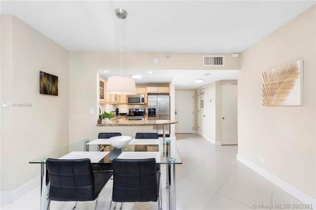 2301 Collins Ave #325, Miami Beach, FL 33139 (#A11095528) :: Posh Properties
