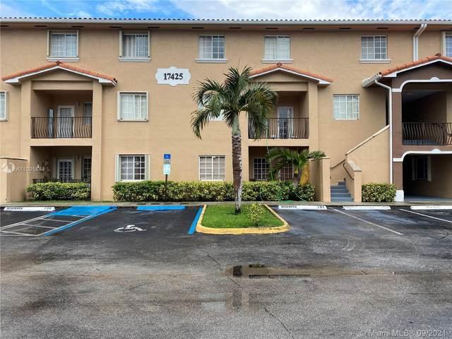 17425 NW 75th Pl #105, Hialeah, FL 33015 (MLS #A11095844) :: GK Realty Group LLC