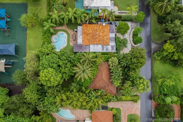 4161 Woodridge Rd, Miami, FL 33133 (MLS #A11095959) :: Equity Realty