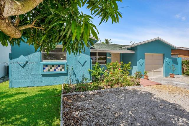 3731 NE 12th Ter, Pompano Beach, FL 33064 (MLS #A11096073) :: Green Realty Properties
