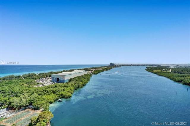 300 Bayview Dr Ph-04, Sunny Isles Beach, FL 33160 (MLS #A11096256) :: Castelli Real Estate Services