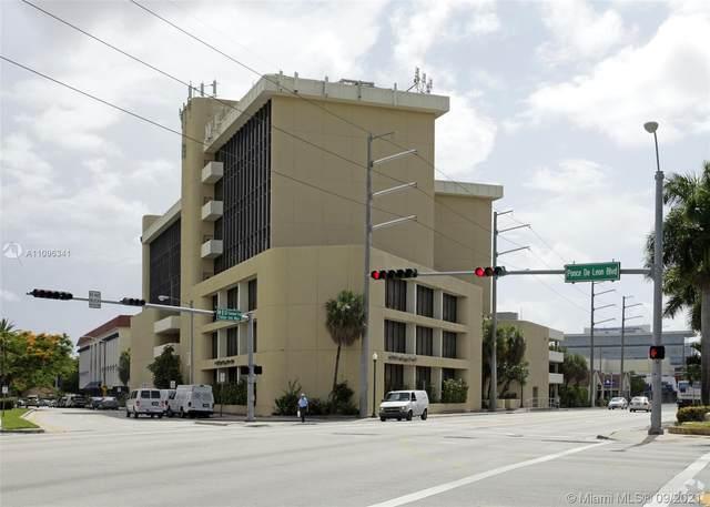 747 Ponce De Leon Blvd #410, Coral Gables, FL 33134 (MLS #A11096341) :: Douglas Elliman