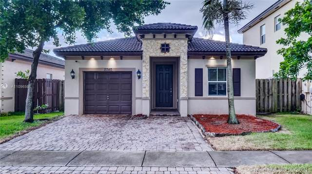 2340 NE 3rd Ct, Homestead, FL 33033 (MLS #A11096566) :: Equity Realty