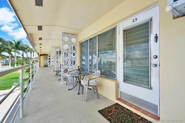 1110 N Riverside Dr #25, Pompano Beach, FL 33062 (MLS #A11096600) :: Douglas Elliman