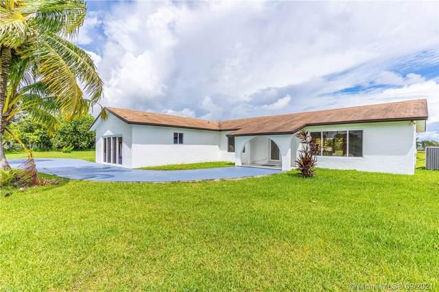 13201 SW 197th Ave, Miami, FL 33196 (MLS #A11096619) :: Jo-Ann Forster Team