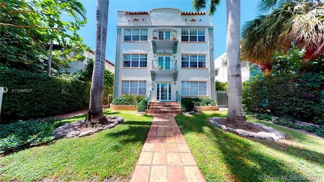 1242 Drexel Ave #205, Miami Beach, FL 33139 (MLS #A11096627) :: GK Realty Group LLC