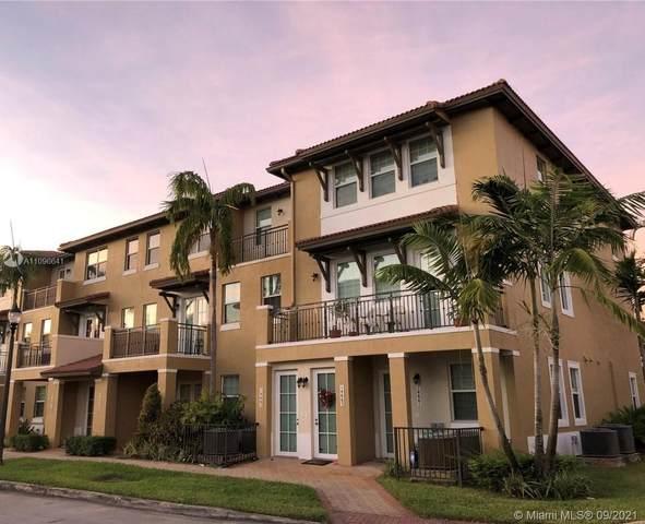 14663 SW 9th St #1810, Pembroke Pines, FL 33027 (MLS #A11096641) :: GK Realty Group LLC