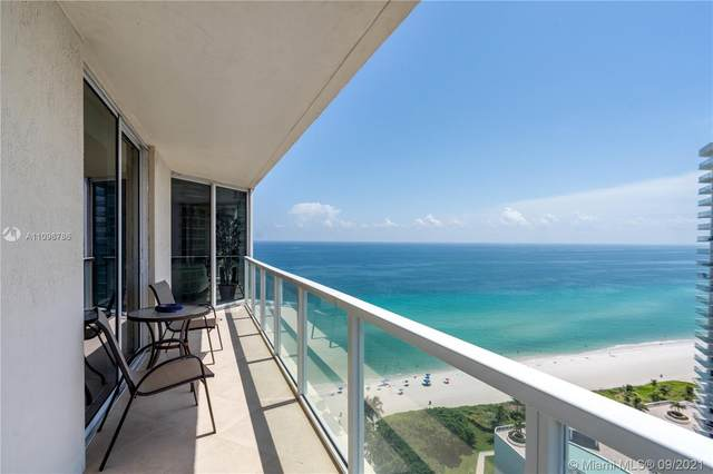 16699 Collins Ave #2308, Sunny Isles Beach, FL 33160 (MLS #A11096786) :: Green Realty Properties
