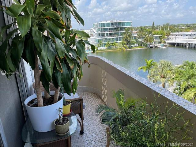 8400 Byron Ave 5E, Miami Beach, FL 33141 (MLS #A11096788) :: GK Realty Group LLC