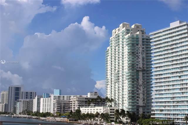 650 West Ave #810, Miami Beach, FL 33139 (MLS #A11096904) :: Berkshire Hathaway HomeServices EWM Realty