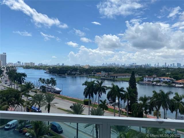 5161 Collins Ave #1006, Miami Beach, FL 33140 (MLS #A11096916) :: GK Realty Group LLC