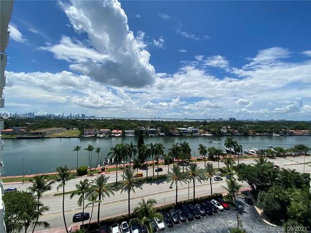 5151 Collins Ave #1221, Miami Beach, FL 33140 (MLS #A11096967) :: Berkshire Hathaway HomeServices EWM Realty