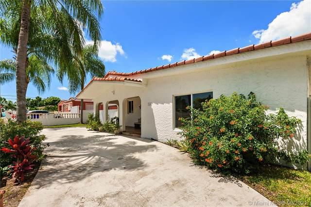 114 SW 57th Ct, Miami, FL 33144 (#A11097008) :: Posh Properties