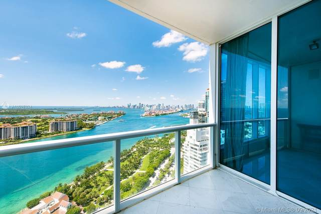 100 S Pointe Dr #3102, Miami Beach, FL 33139 (MLS #A11097024) :: Berkshire Hathaway HomeServices EWM Realty