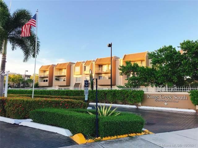 7765 SW 86th St F2-303, Miami, FL 33143 (MLS #A11097140) :: Green Realty Properties