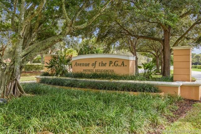 11811 Avenue Of P G A 7-1B, Palm Beach Gardens, FL 33418 (MLS #A11097278) :: GK Realty Group LLC