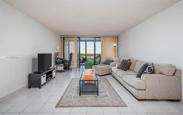 16300 Golf Club Rd #714, Weston, FL 33326 (MLS #A11097288) :: ONE | Sotheby's International Realty