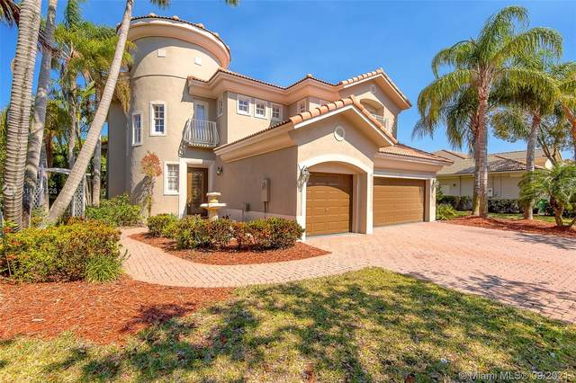 3151 SW 195th Ter, Miramar, FL 33029 (MLS #A11097326) :: The Pearl Realty Group