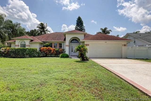 652 SE Seahouse Drive #652, Port Saint Lucie, FL 34983 (MLS #A11097417) :: All Florida Home Team