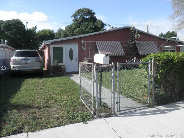 632 E 56th St, Hialeah, FL 33013 (MLS #A11097466) :: Douglas Elliman