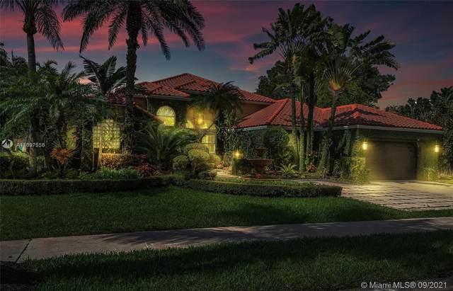 450 Sabal Way, Weston, FL 33326 (MLS #A11097556) :: Berkshire Hathaway HomeServices EWM Realty
