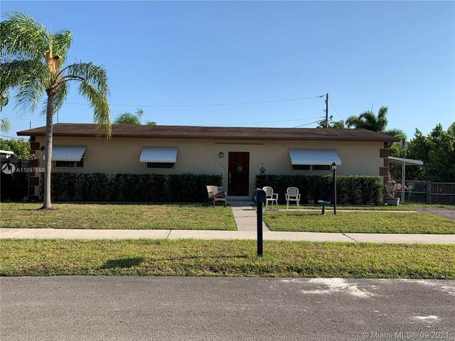 16605 SW 295th St, Homestead, FL 33033 (MLS #A11097698) :: Onepath Realty - The Luis Andrew Group