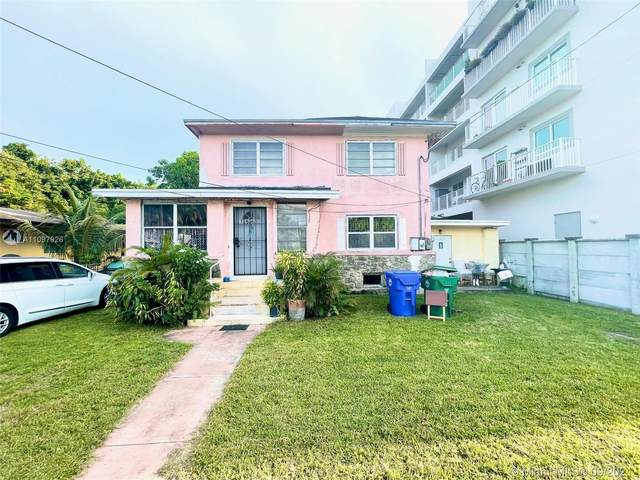 796 NE 85th St, Miami, FL 33138 (MLS #A11097926) :: CENTURY 21 World Connection