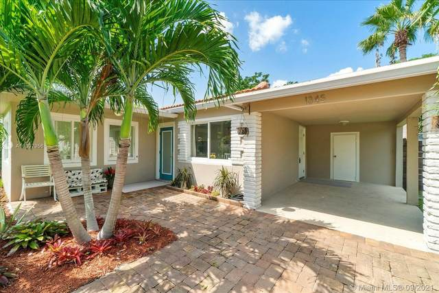 1345 NE 14th Ave, Fort Lauderdale, FL 33304 (MLS #A11097956) :: Onepath Realty - The Luis Andrew Group