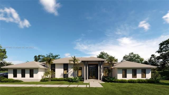 11801 SW 95th Ave, Miami, FL 33176 (#A11097992) :: Posh Properties