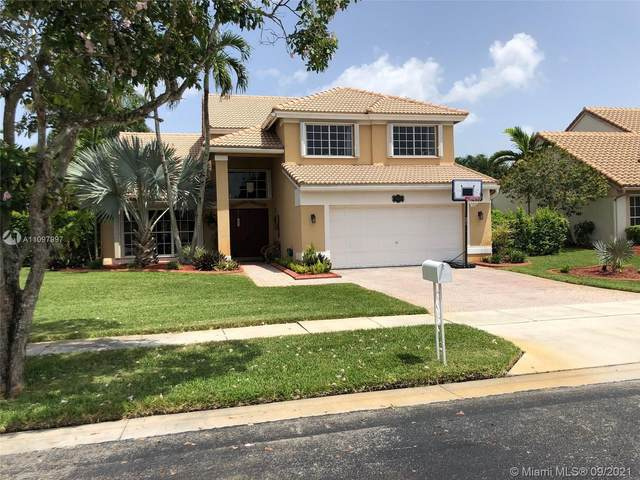 19321 NW 10th St, Pembroke Pines, FL 33029 (MLS #A11097997) :: Onepath Realty - The Luis Andrew Group