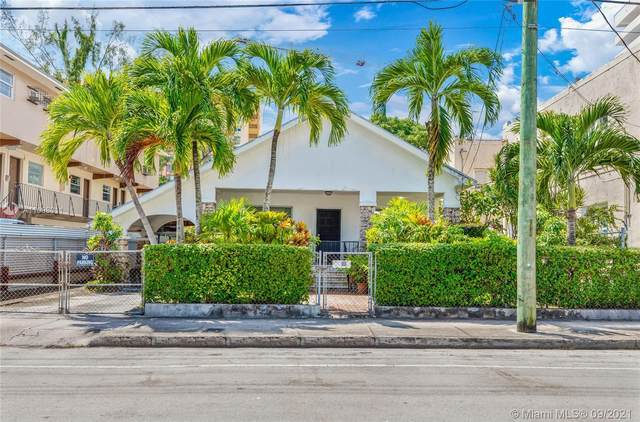566 NW 1st St, Miami, FL 33128 (MLS #A11098011) :: Green Realty Properties