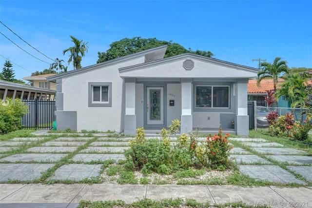4027 SW 11th St, Coral Gables, FL 33134 (MLS #A11098140) :: Douglas Elliman