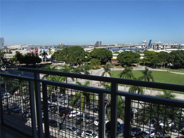 253 NE 2nd St #633, Miami, FL 33132 (MLS #A11098235) :: GK Realty Group LLC