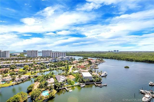 330 Sunny Isles Blvd #1904, Sunny Isles Beach, FL 33160 (MLS #A11098253) :: GK Realty Group LLC
