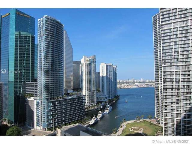 500 Brickell Ave #2705, Miami, FL 33131 (MLS #A11098276) :: Green Realty Properties