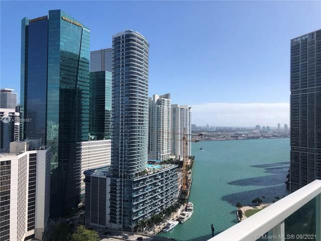 41 SE 5th St #1801, Miami, FL 33131 (MLS #A11098367) :: GK Realty Group LLC