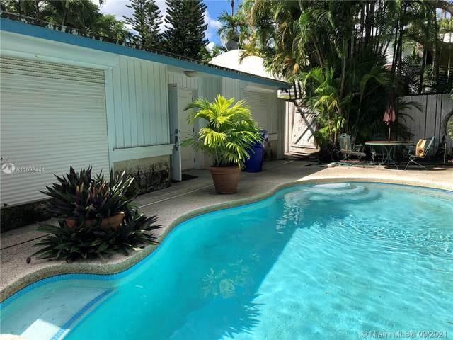 4140 Pamona Ave, Miami, FL 33133 (MLS #A11098444) :: Douglas Elliman