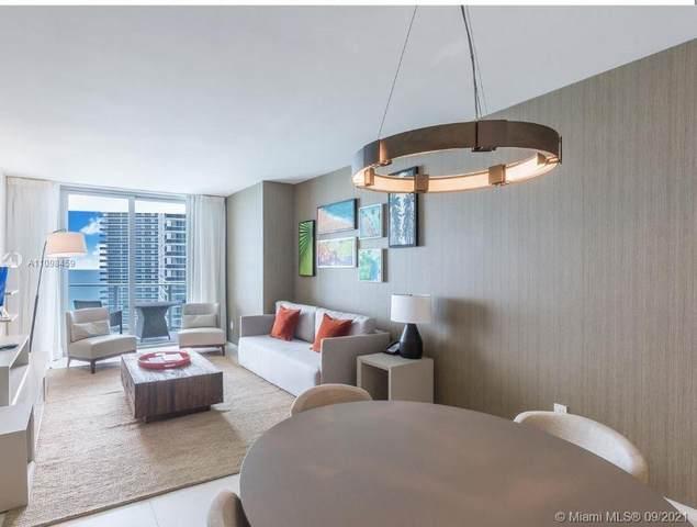 4111 S Ocean Dr #2407, Hollywood, FL 33019 (MLS #A11098459) :: Castelli Real Estate Services