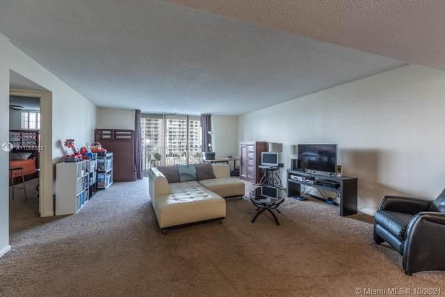 2801 NE 183rd St 502W, Aventura, FL 33160 (MLS #A11098552) :: Castelli Real Estate Services