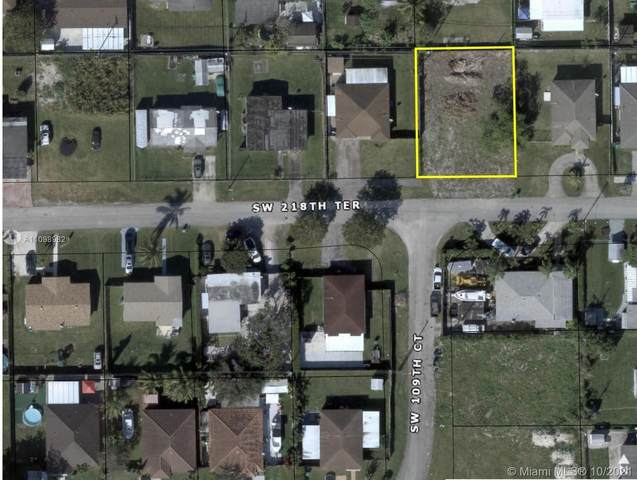 10925 Sw 218Th Terrace, Miami, FL 33170 (MLS #A11098982) :: Re/Max PowerPro Realty