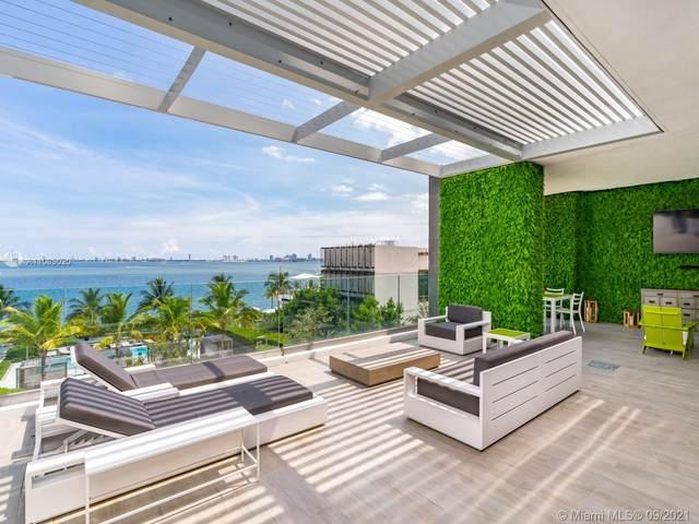 650 NE 32nd St Bh8, Miami, FL 33137 (MLS #A11099020) :: GK Realty Group LLC